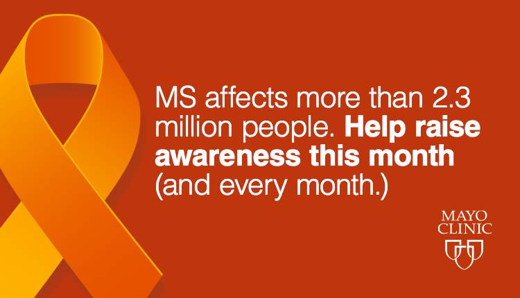 Multiple Sclerosis Education Month