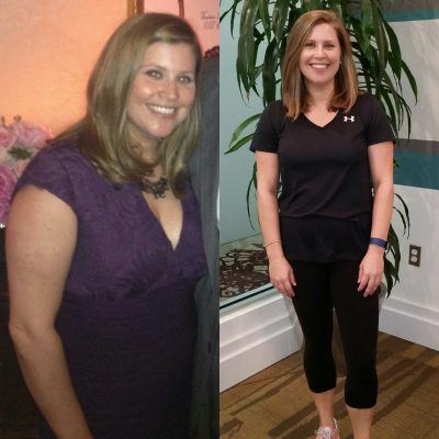 How Tara Burgess' Small Changes Lead To Big Big Results!