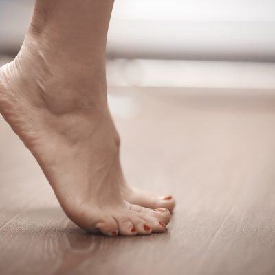 Ten Exercises To Strengthen Foot & Ankle