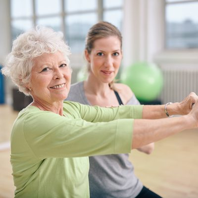 A lifetime of regular exercise slows down aging, study finds