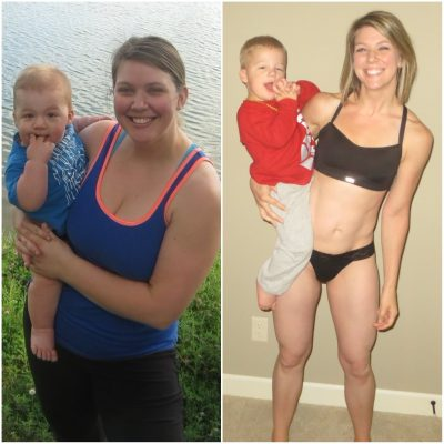 Brianna Bernard, A New Mom, Is Now 100 Pounds Lighter, Stronger & A Fitness Trainer