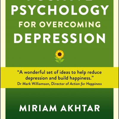 The Groundbreaking Anti-Therapy Book on Treating Depression and Building Sustainable Happiness