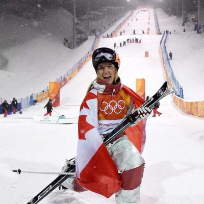 2X Olympic Medalist Justine Dufour-Lapointe Shows That She Is Unstoppable.
