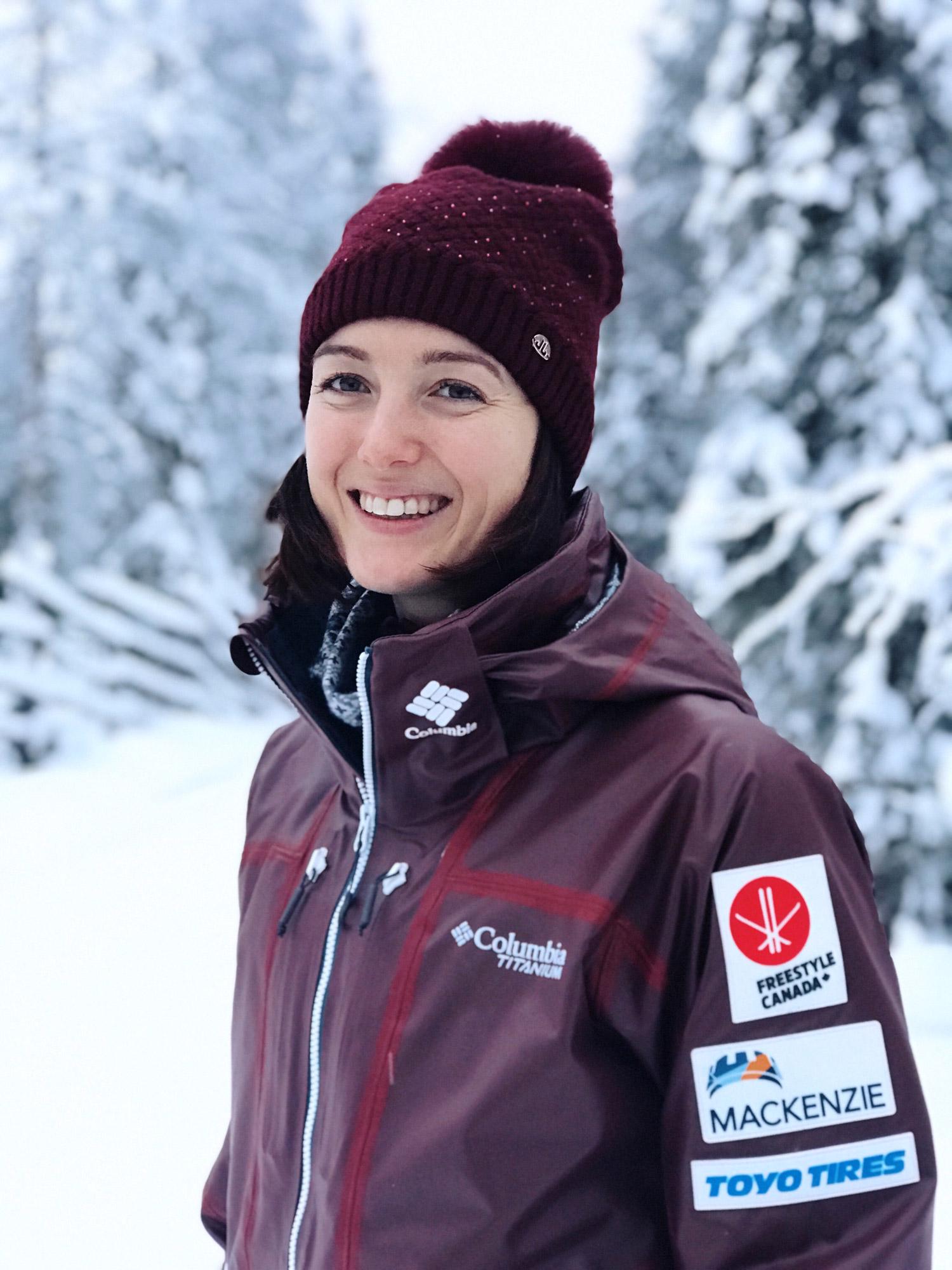 Maxime Dufour-Lapointe,   skier