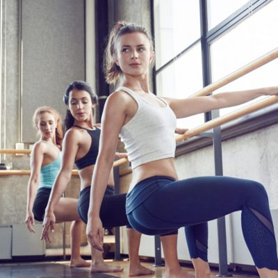 Ballet Bar Workout To Leaner Thighs