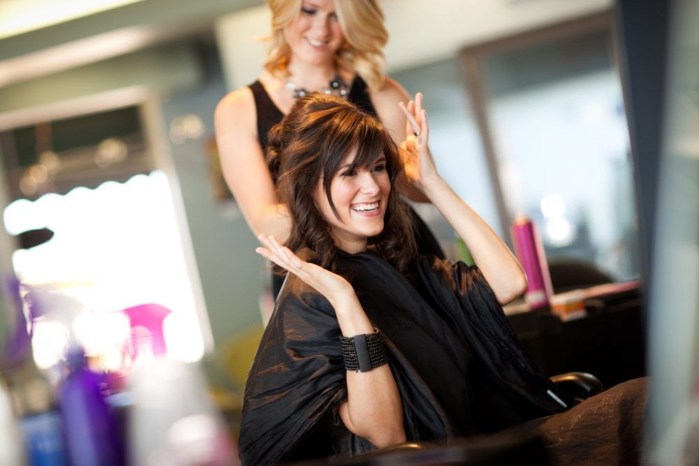 Choosing A Beauty Salon Women Fitness