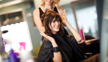 Choosing a beauty salon