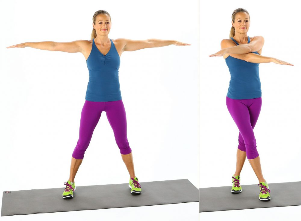 Inner Thigh Building Exercises