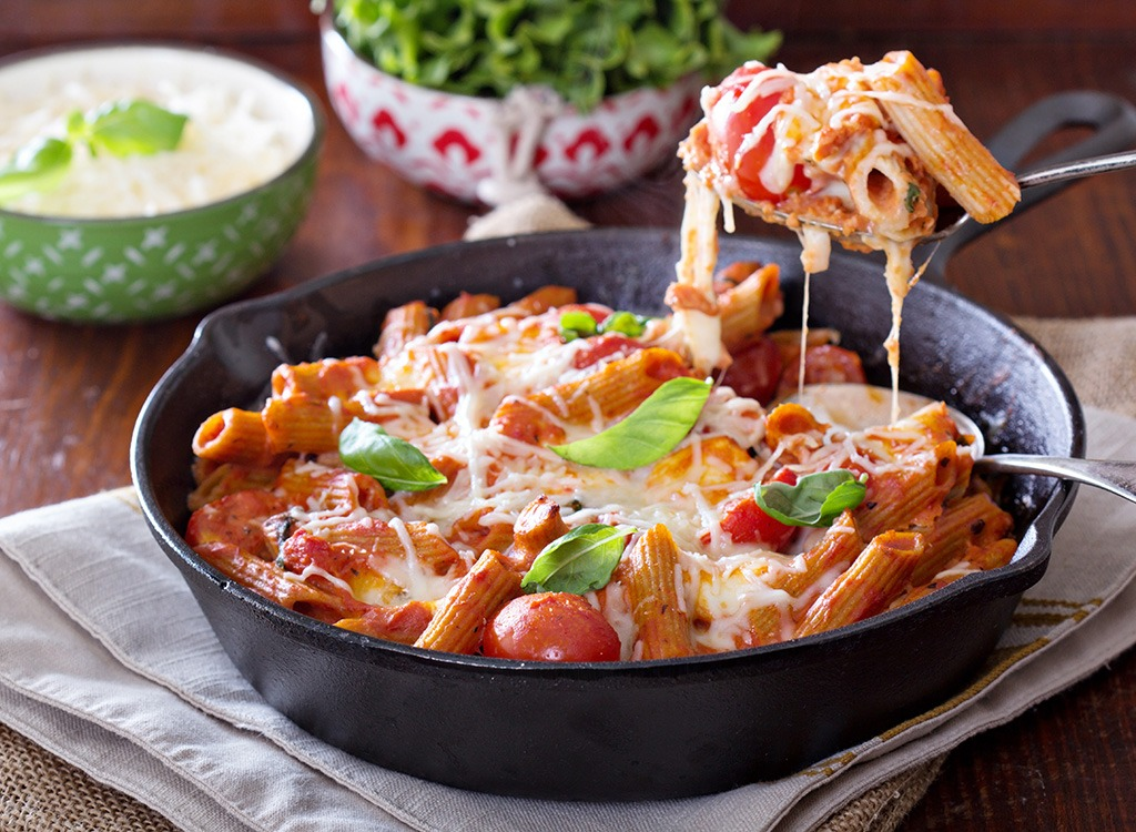 Pasta A Source Of Empty Carbs Or Weightloss Food