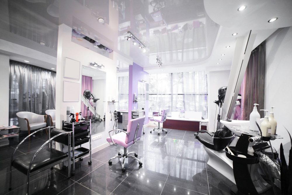 Choosing a beauty salon