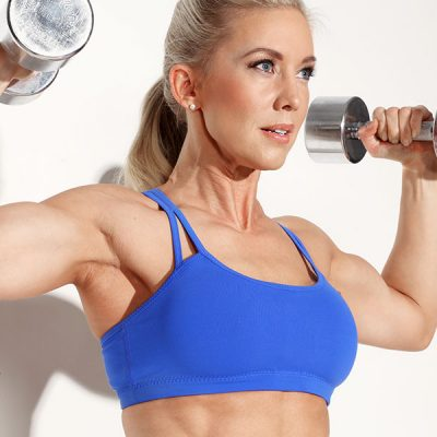Top 10 to Shapely Arms and Chest