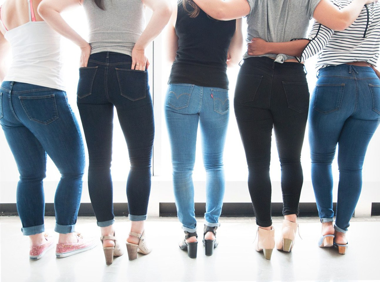 Top 10 To A Perfect Pair Of Jeans Women Fitness