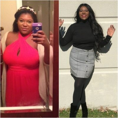 KenDrea Mayes' Confidence Skyrocketed After Losing 90 Pounds!