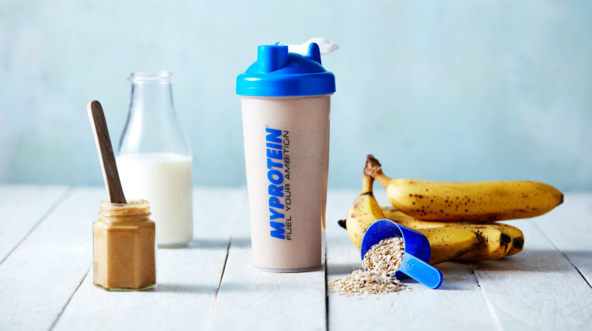 Consuming Protein Supplements