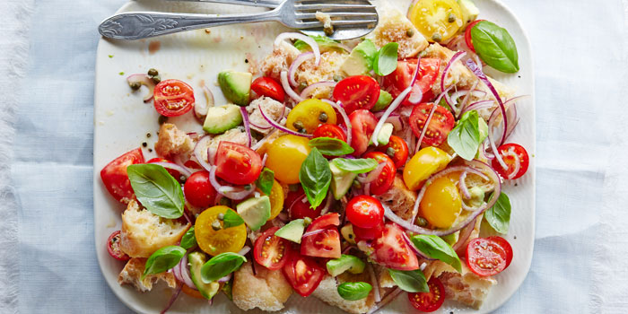 Follow a Mediterranean diet