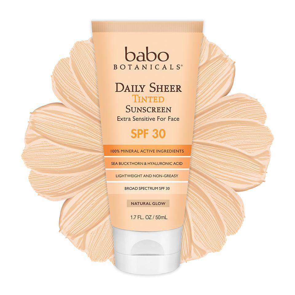 Babo sunscreen