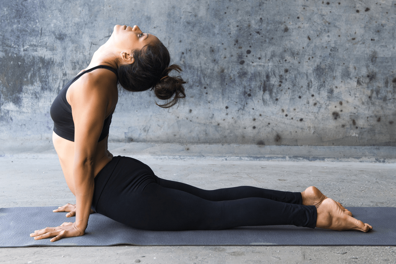 Yoga Sun Salutations