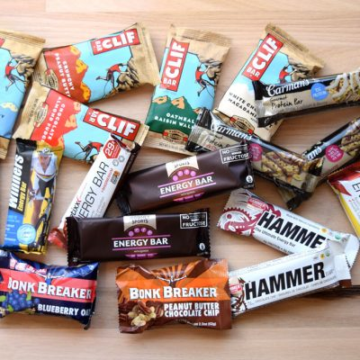 A Rundown On Nutrition Bars