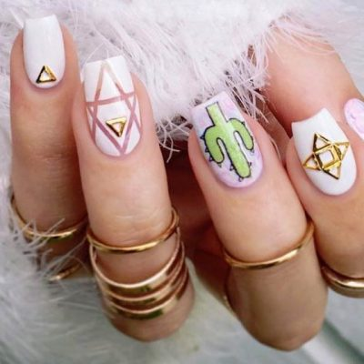 Summer 2018 Nail Art Trends