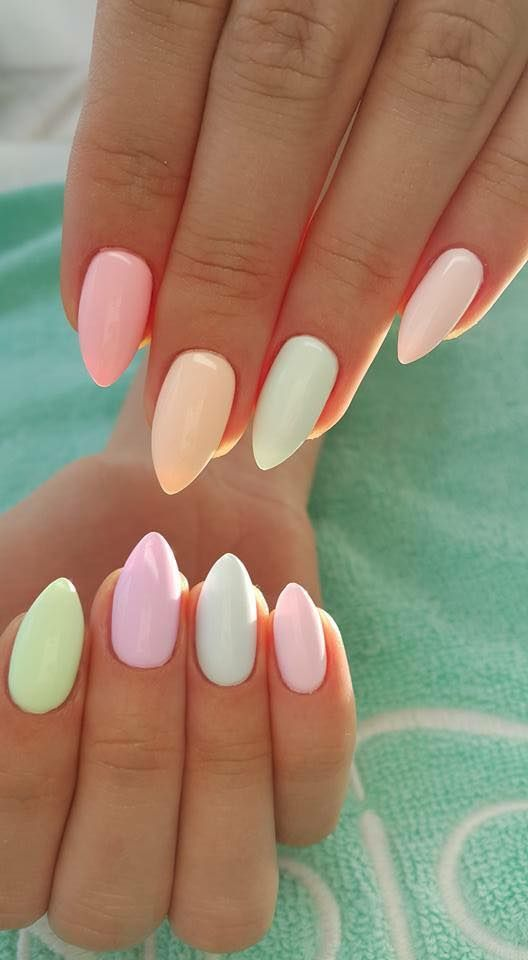 Summer 2018 Nail Art Trends - Women Fitness