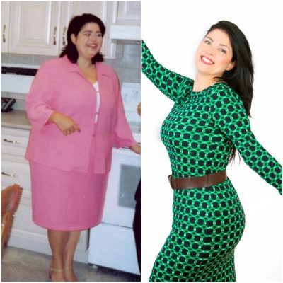 Sandra Elia Loses 100 Pounds & Keeps It Off Too!