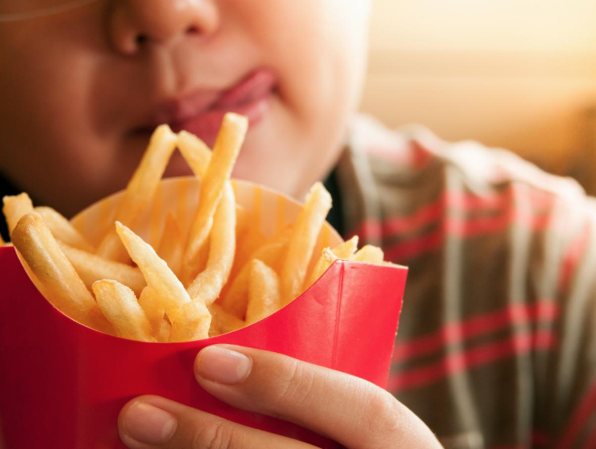 Fast Food Shops Near Schools