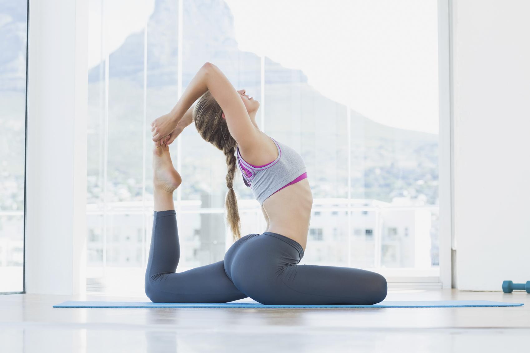 Yoga Related Injury