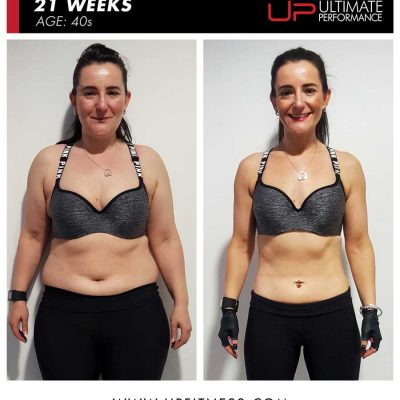 Rachael Thompson Lost 20 kgs In Only 21 Weeks!