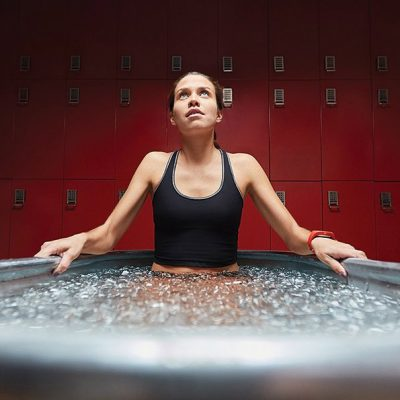 Post-Exercise Cold Water Immersion