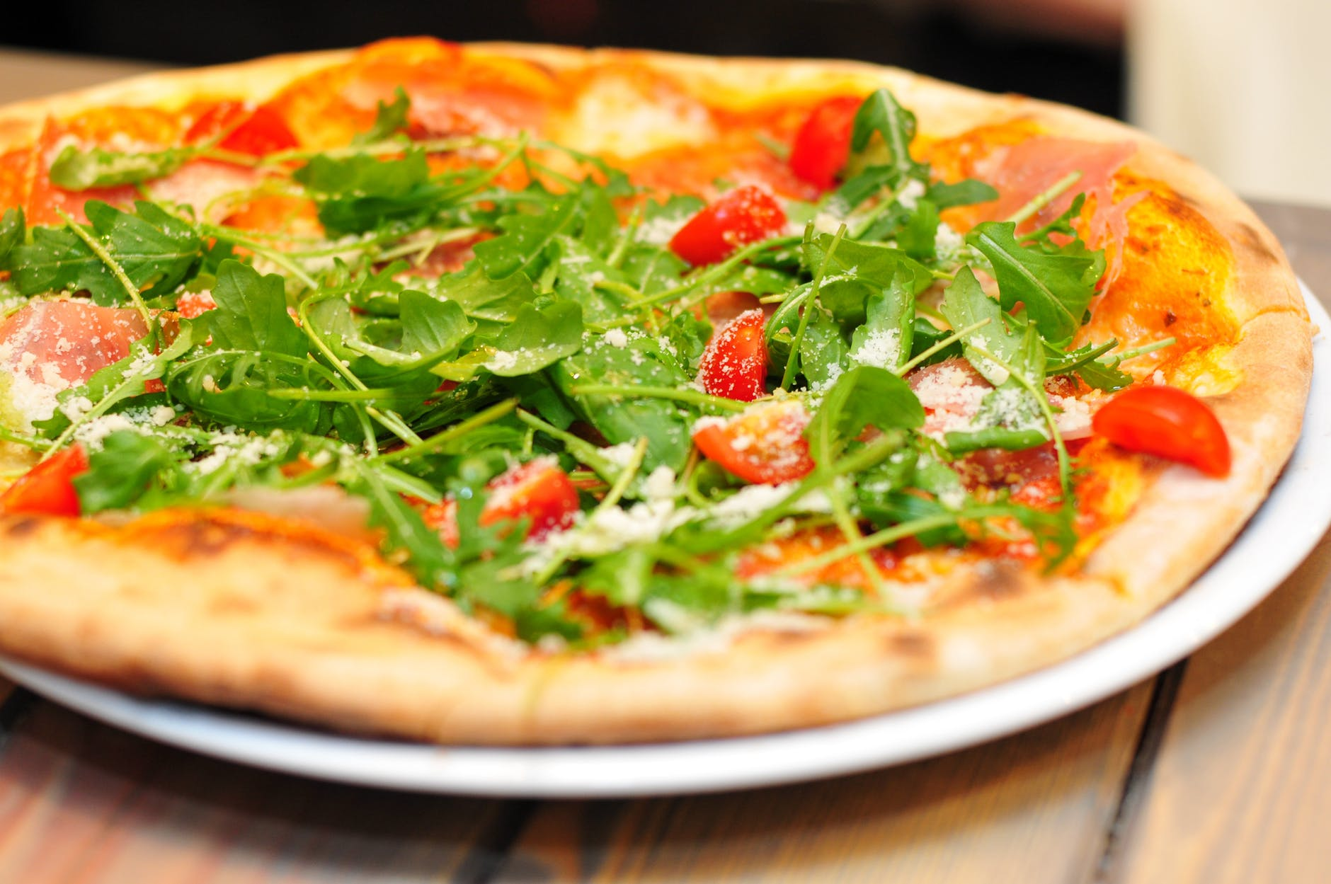 Heart-Healthy Pizza Meal