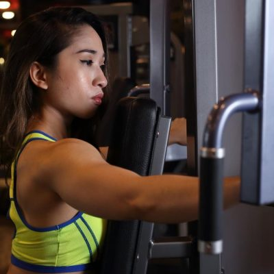 Asia's WBFF Fitness Diva Quisha Baterna Reveals Her Fitness & Diet Secrets