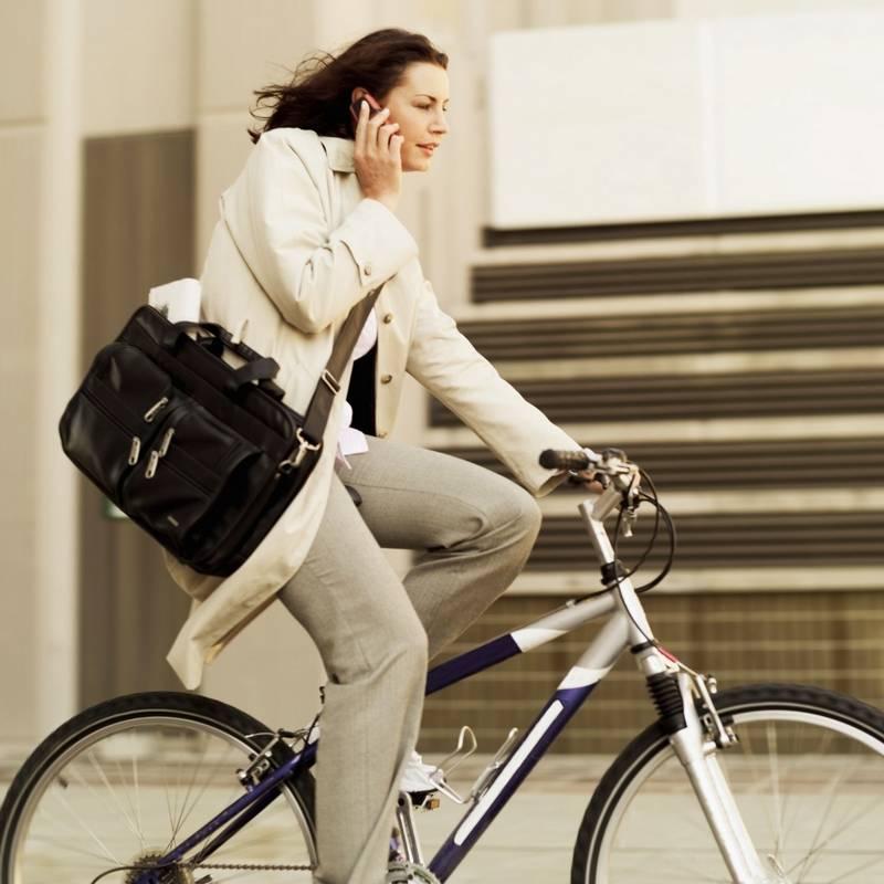 Walk or bike