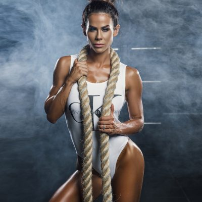 Fitness Sensation Sophie Guidolin Swears By Weight Training & The Macros Diet