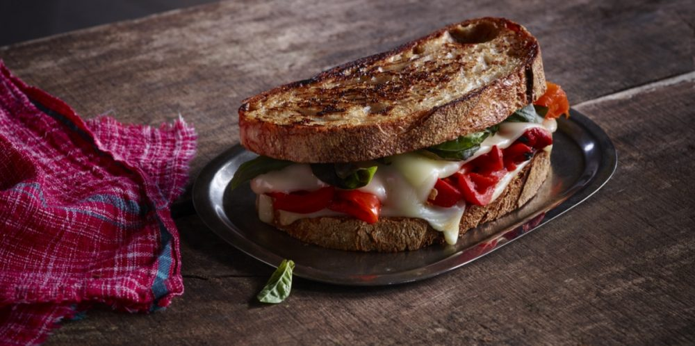 The Italian Grilled Sandwich