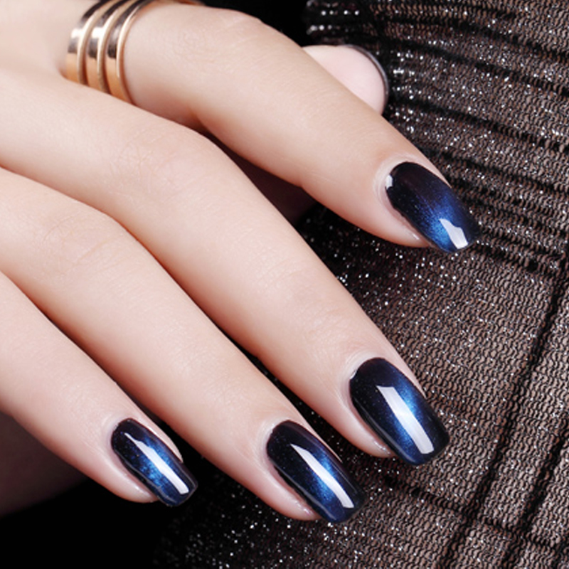 Cat Eye Nail Trend: Try it Out - Women Fitness