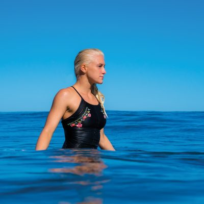 Surfing Sensation Tatiana Weston-Webb Is Gearing Up For The 2020 Olympic Games