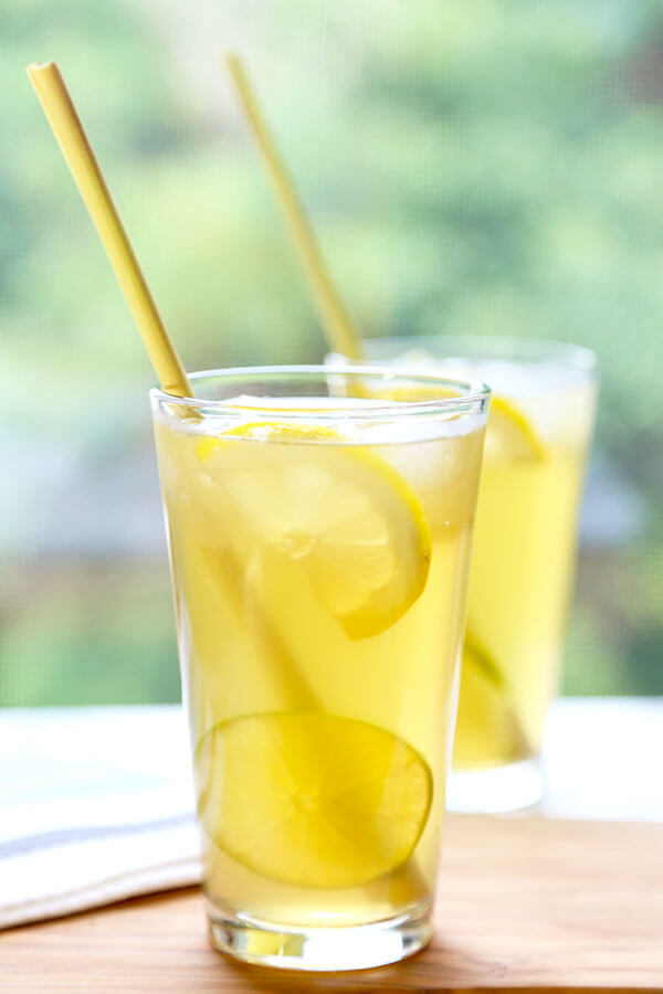 Lemongrass Jasmine Iced Tea