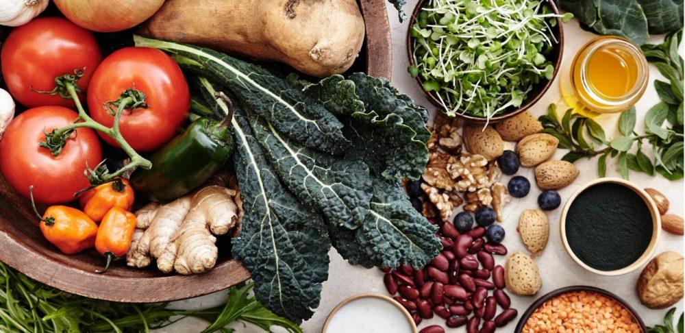 vegetable consumption
