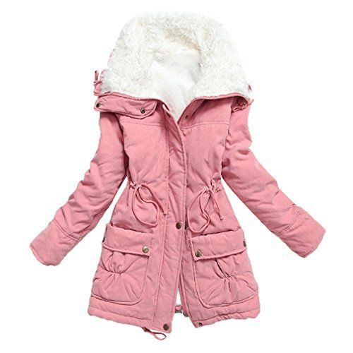 Faux Fur Wool Hooded Coat