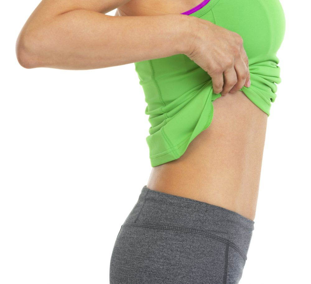Tips to a Flat-Belly