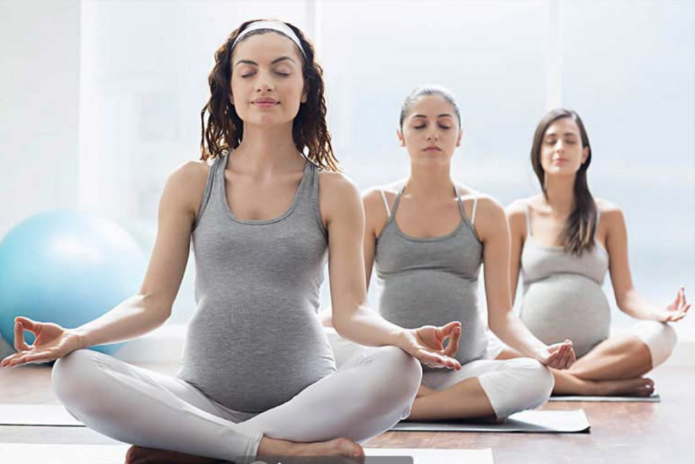 Keeping Fit During Pregnancy