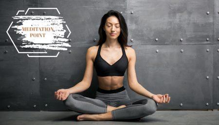 meditation point
