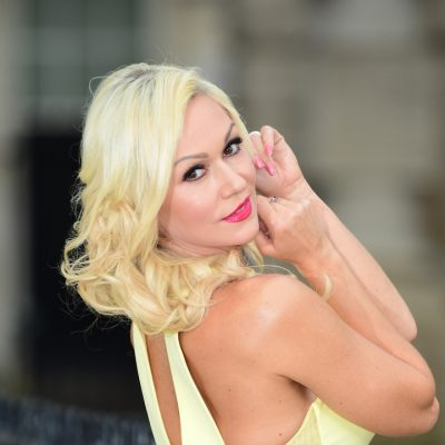 Kristina Rihanoff Slays Everyone With Her Killer Dance Moves!