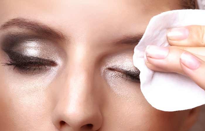 Eye Make-Up Hazards