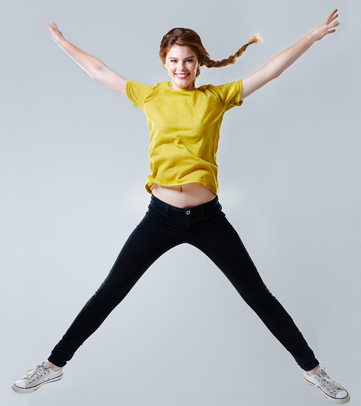 Entraînement cardio &quot;width =&quot; 720 &quot;height =&quot; 810 &quot;/&gt;</p><p>Il s&#39;agit d&#39;un exercice changeant. Il a besoin de vous tenir debout avec les pieds joints et d'ouvrir vos pieds à la largeur des épaules pendant que vous rebondissez. Continuez l&#39;activité pendant une période ou plusieurs sauts. <span class=