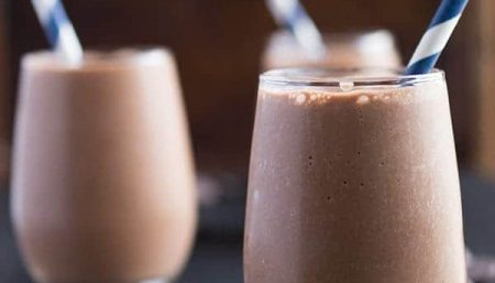 Power Mocha Smoothie