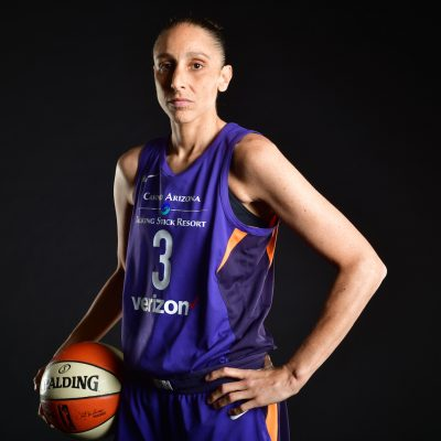 """The White Mamba"" Diana Taurasi Talks About Turning Vegan, Welcoming A New Member & Lots More"
