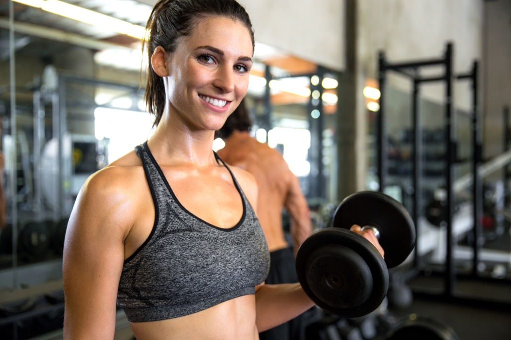 Top 10 to Gain Quick Results from a Weight Training Program