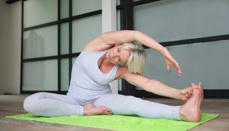 Yoga Poses To Practice With Osteoporosis