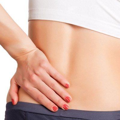 female back pain